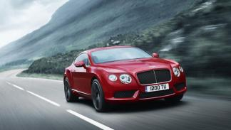 bentley continental v8 gt detroit
