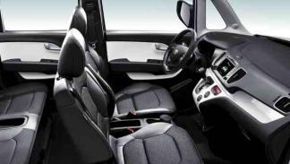 Kia Ray EV interior