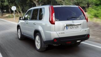 Nissan X-Trail LE 2.0 dCi 150 CV trasera