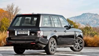 land rover range rover tdv8  opticas