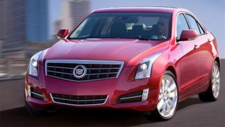 Cadillac ATS - Salón de Ginebra 2012