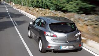 Mazda3 2012 trasera