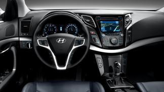 Hyundai i40 sedan 2012 salpicadero