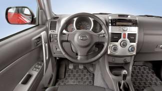 Daihatsu terios 4x4 mandos