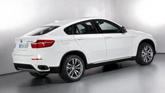 BMW X6 M50d lateral