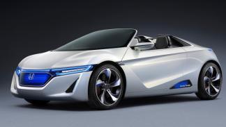 Salón de Ginebra 2012 Honda EV-STER