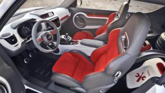 Kia Track'ster Concept interior