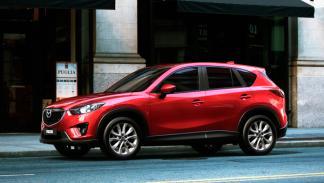 Mazda CX-5 Salón Ginebra 2012