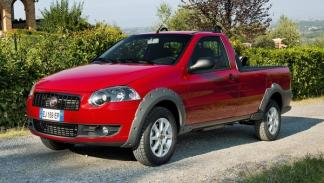 Fiat Strada 2012 Working frontal