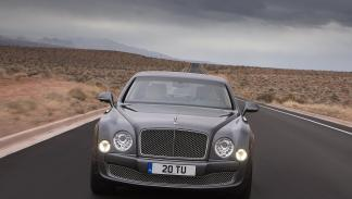 Bentley Mulsanne Mulliner frontal