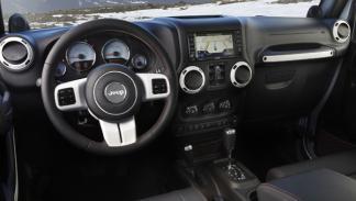 Jeep Wrangler Artic mandos