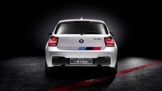 BMW Concept M135i trasera