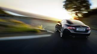 Jaguar XK Artisan Edition dinámica trasera Salon Ginebra 2012