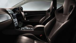 Jaguar XK Artisan Edition interior salpicadero Salon Ginebra 2012