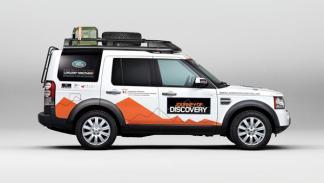 Land Rover Discovery un millón lateral