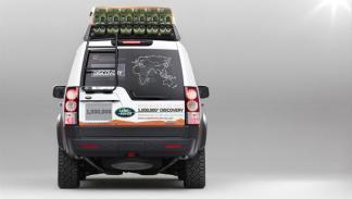 Land Rover Discovery un millón trasera