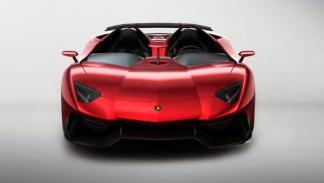 Lamborghini Aventador J salon ginebra 2012