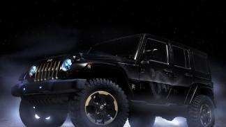 Jeep Wrangler Dragon Concept lateral