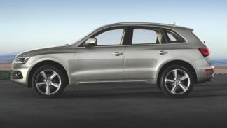 Audi Q5 2012 perfil