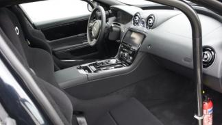 Jaguar 'Nürburgring taxi' asiento delantero