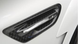 BMW M5 Hamman detalle