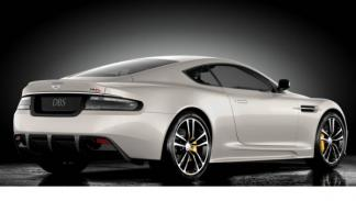 Aston Martin DBS Ultimate zaga