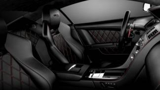 Aston Martin DBS Ultimate interior