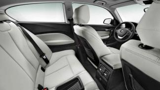BMW Serie 1 2012 tres puertas interior