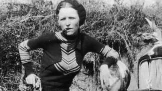 Bonnie Clyde Henry Ford robar bancos