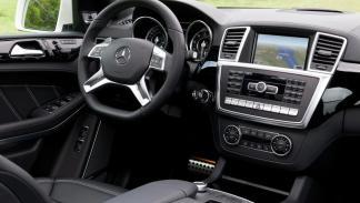 Nuevo Mercedes GL 63 AMG interior