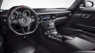 Mercedes SLS AMG GT cuadro instrumentos