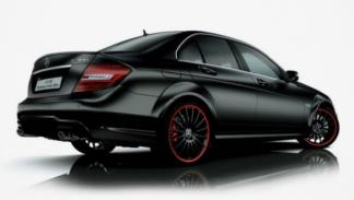 Mercedes-Benz C63 AMG Performance Studio Edition trasera