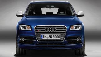 Audi SQ5 TDI frontal