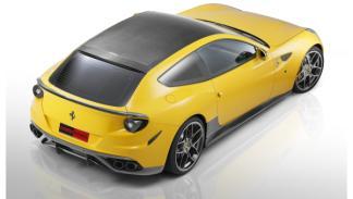 Ferrari FF NOVITEC ROSSO trasera