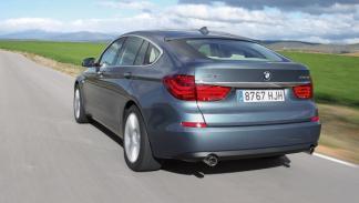 Test BMW 535d xDrive Gran Turismo trasera