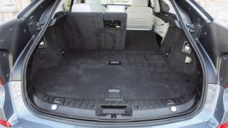Test BMW 535d xDrive Gran Turismo maletero