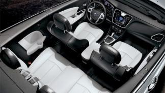 Lancia-Flavia-interior