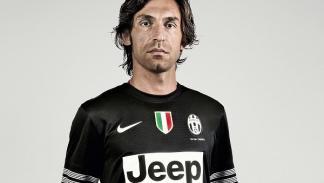 Jeep Juventus Pirlo
