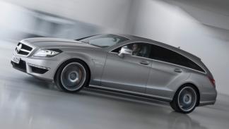 Mercedes CLS AMG Shooting Brake perfil