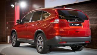 Nuevo Honda CR-V 2012 trasera