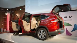 Nuevo Honda CR-V 2012 lateral