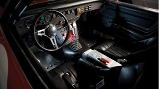 Chevrolet Corvette de 1968, interior