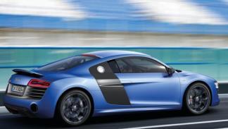 Audi R8 2013 perfil