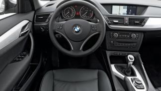 BMW X1 20d Efficient Dynamics Edition, interior
