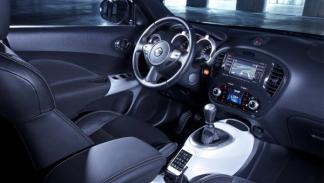 Nissan Juke Ministry of Sound, interior