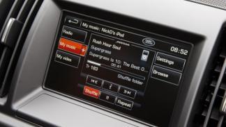 Land Rover Freelander 2, interior