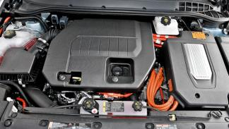 Motor eléctrico del Chevrolet Volt
