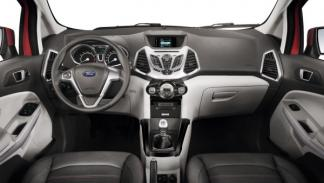 Ford EcoSport, interior