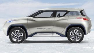Nissan Terra SUV Concept, lateral