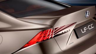 Lexus LF-CC París diseño